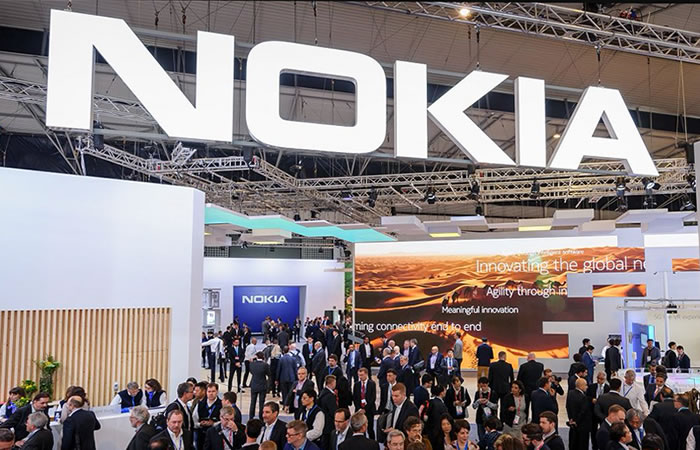 Nokia. Foto: Twitter
