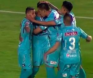 Bolívar gana al Deportes Tolima y clasifica a la siguiente fase