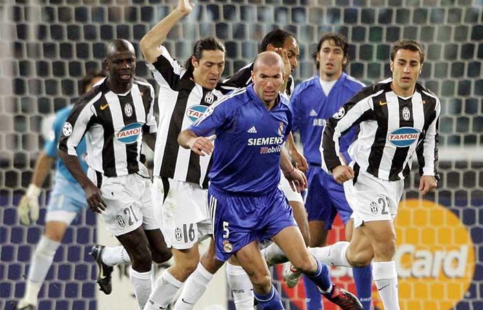 Juventus vs. Real Madrid: Dos equipos con gran historia en Champions