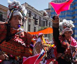 Fraternidades danzarán ante la mirada de la Unesco
