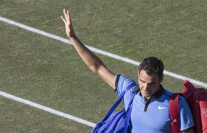 Federer eliminado en primera ronda de Stuttgart