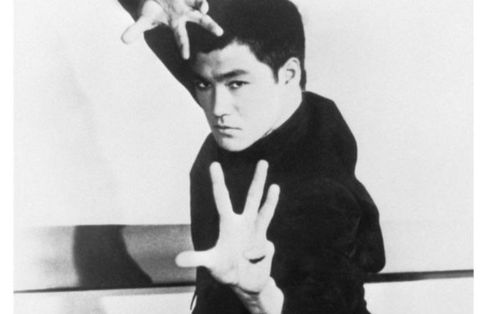 Bruce Lee: Revelan video de la única pelea