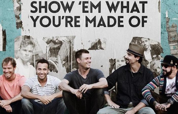 Netflix: Backstreet Boys y su documental online