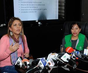 Denuncian corrupción en el canal estatal Bolivia TV