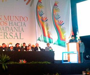 Bolivia pide no 'criminalizar y chantajear' a los migrantes