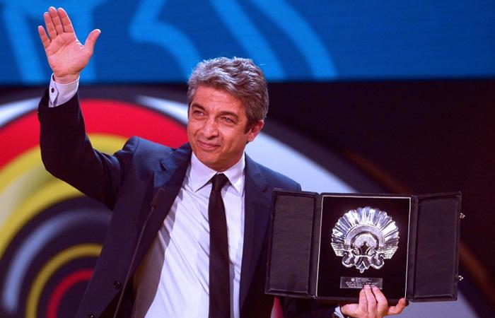 Ricardo Darín, premio honorífico en el Festival San Sebastián