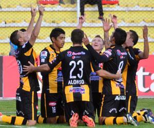 The Strongest posterga el festejo celeste tras ganar en Potosí