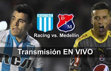 Racing vs. Medellín: Transmisión EN VIVO online