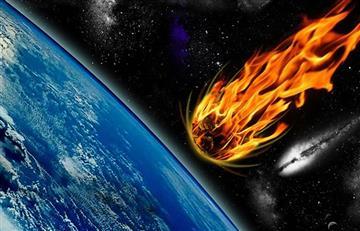 NASA revela cómo sería el impacto de un asteroide con la Tierra