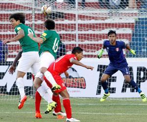 La FBF no da por perdidos puntos ante Chile y Perú
