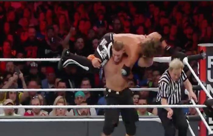 WWE: Estos han sido los mejores combates del 2017