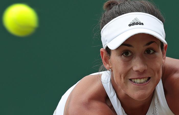 Wimbledon: Muguruza se convierte en la primera semifinalista