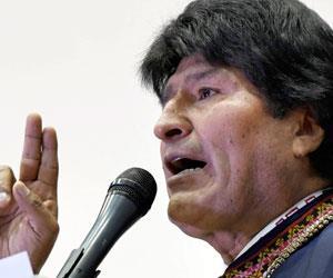 Morales arremete contra Almagro por situación en Venezuela