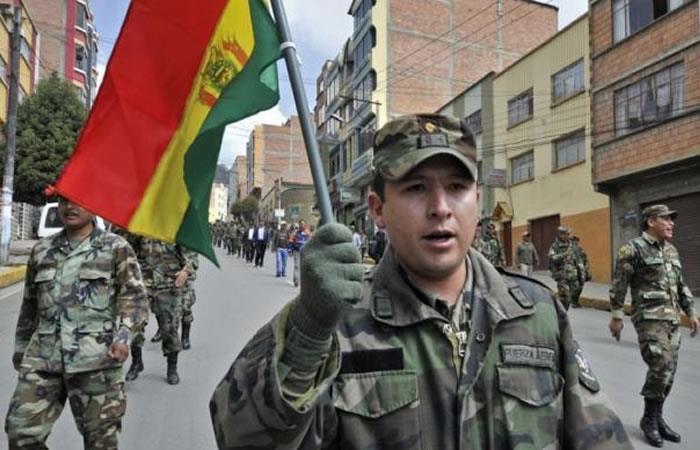 Bolivia tiene alto nivel de seguridad ciudadana según el ministroRomero