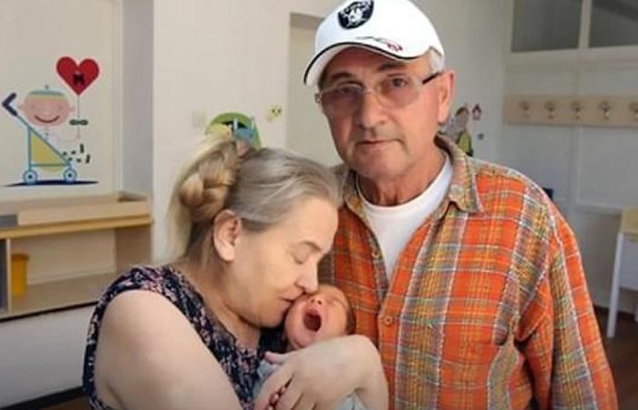 La mujer de 60 años que dio a luz tras décadas de intentos