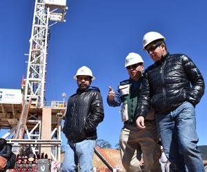 Exploración de pozo Boyuy de Tarija estima potencial de 3 TCF de gas