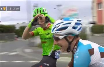 Tour de Francia: Ciclista pidió matrimonio a su novia en la última etapa