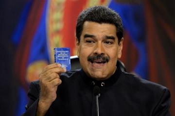 """Video: Maduro bailando versión de """"Despacito"""" para la Constituyente"""