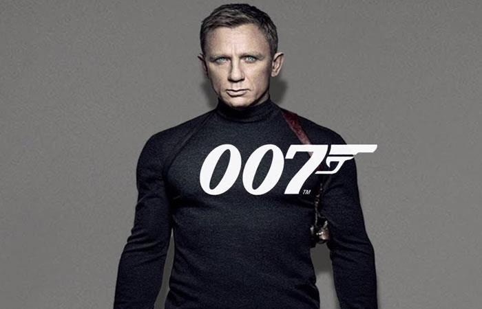 Daniel Craig será de nuevo James Bond en 2019