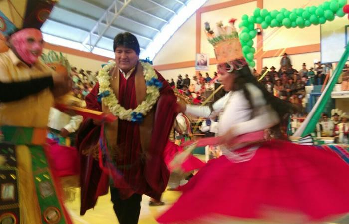Evo Morales perdería elecciones bolivianas de 2019