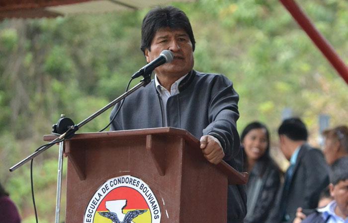 Morales felicita al pueblo venezolano por elección de Asamblea