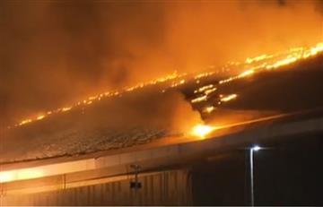Río de Janeiro: Incendio en el velódromo del Parque Olímpico