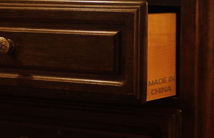 Carpinteros piden evitar ingreso ilegal de muebles hechos en China