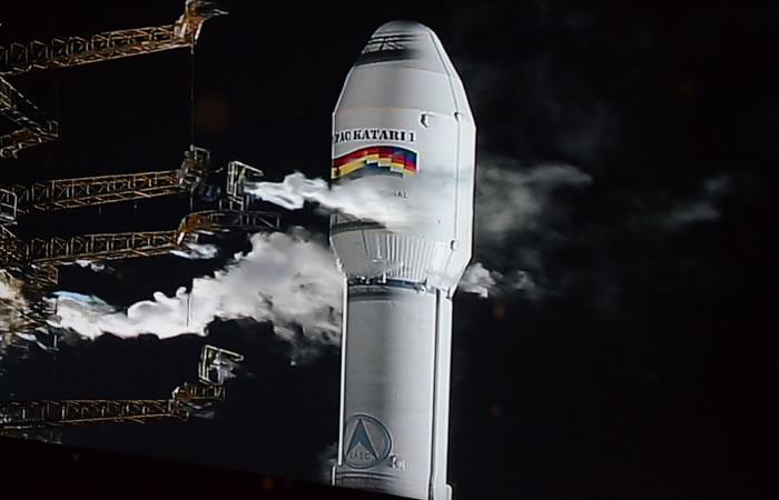 Satélite Túpac Katari: ¿Cuánto ha producido desde su lanzamiento?