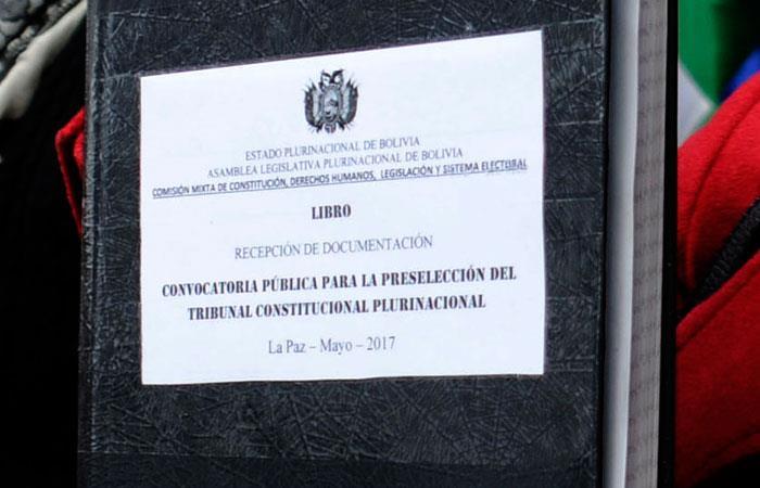 Anuncian al menos 100 impugnaciones a postulantes a magistrados