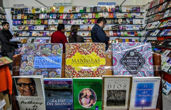 La Feria del Libro baña de letras a la ciudad de La Paz