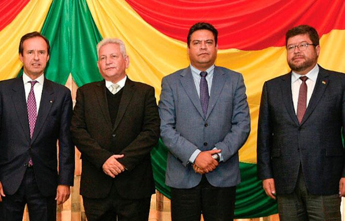 Opositores bolivianos desconocen la Constituyente de Venezuela