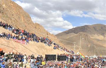 Piden acciones más contundentes para frenar robo de mineral en Huanuni