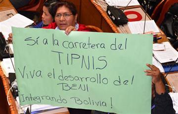 Cámara de Diputados aprueba polémica Ley de Protección del TIPNIS