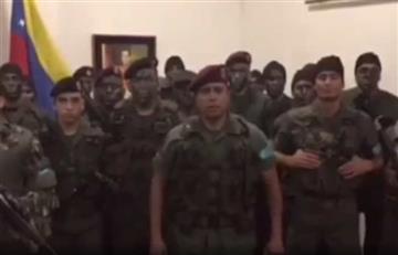 Venezuela: Presunto alzamiento militar contra Maduro