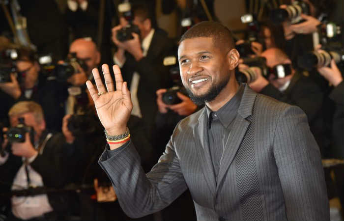 El cantante Usher contagió de herpes a dos mujeres y un hombre