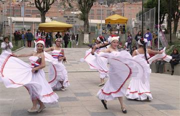 El festival de danza 'La Paz Maravillosa' llegará a los barrios de la ciudad