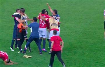 Wilstermann pasa a cuartos; deja en el camino al Atlético Mineiro