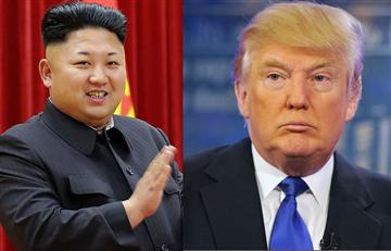 Trump: ¿Está listo para luchar esta noche contra Corea del Norte?