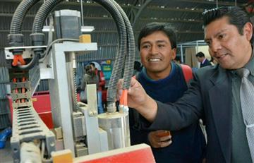 Destacan posibilidades de Laboratorio de Prototipado en La Paz