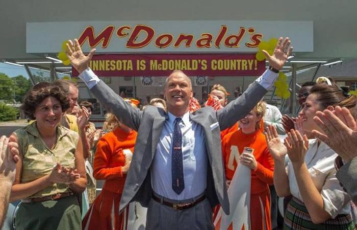 Hambre de poder: la historia detrás de McDonalds