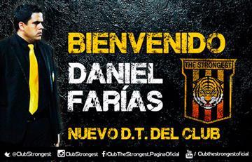 The Strongest contrata a hermano de Farías como nuevo DT