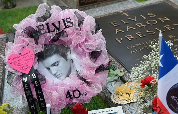 Elvis Presley: Memphis celebra así su 40 aniversario de muerte