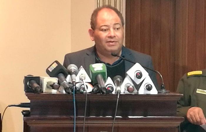 Gobierno pide aclarar supuesta relación entre equipo boliviano y un cártel mexicano