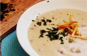 ¿Cómo preparar la tradicional sopa de maní?