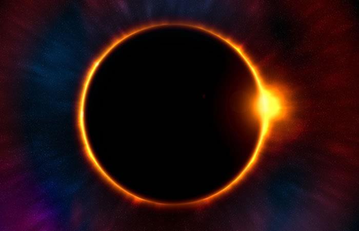 Los cazadores de eclipses, adictos a la sombra de la Luna