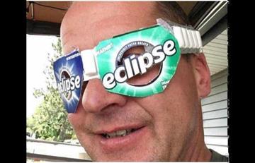 Eclipse solar: Los mejores memes de este fenómeno astronómico