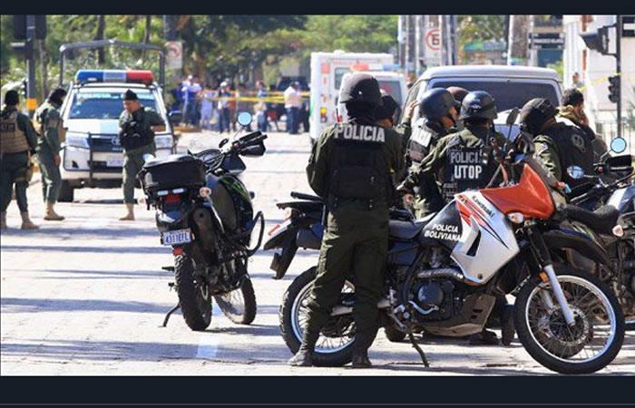 Santa Cruz: Enviarán lista de agentes que actuaron en atraco a Eurochronos