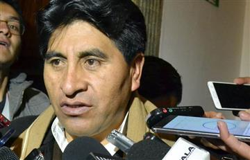 Cocarico: El Gobierno no protege al Alcalde de Achacachi