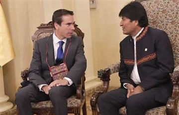 Las declaraciones del embajador de España que enorgullecen a Bolivia