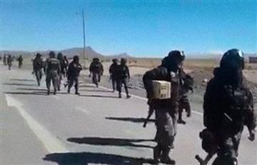 Pobladores de Achacachi se enfrentan a la policía; crece el conflicto